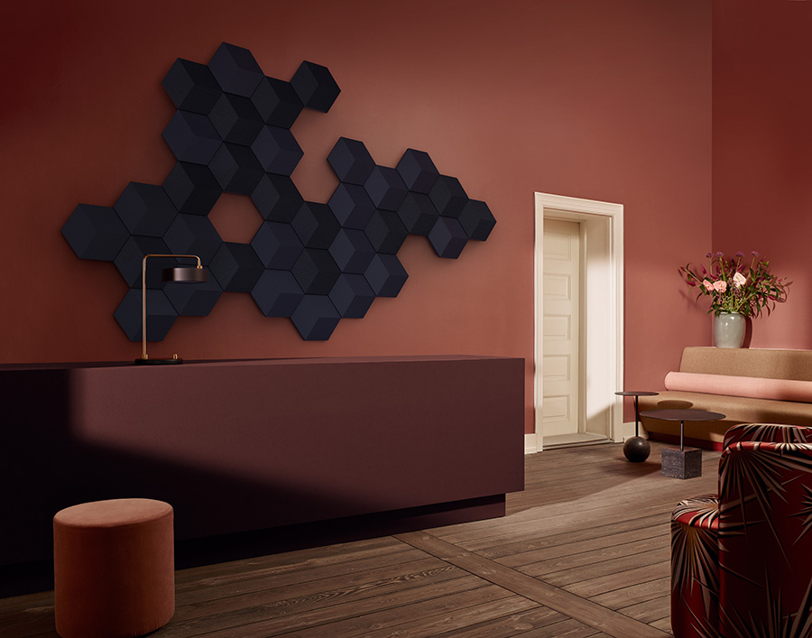 BeoSound Shape in a room