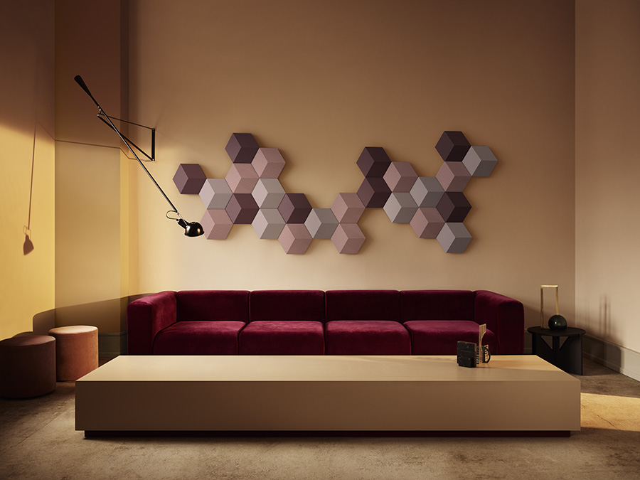 BeoSound Shape in the living room