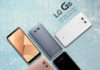 LG G6 in fresh new colors