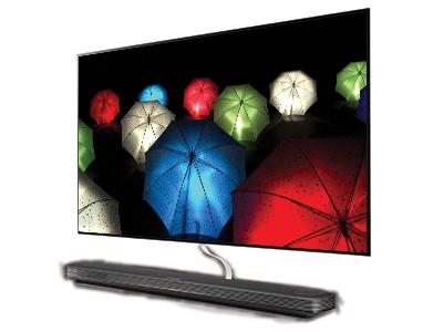 LG Signature W 4K OLED TV