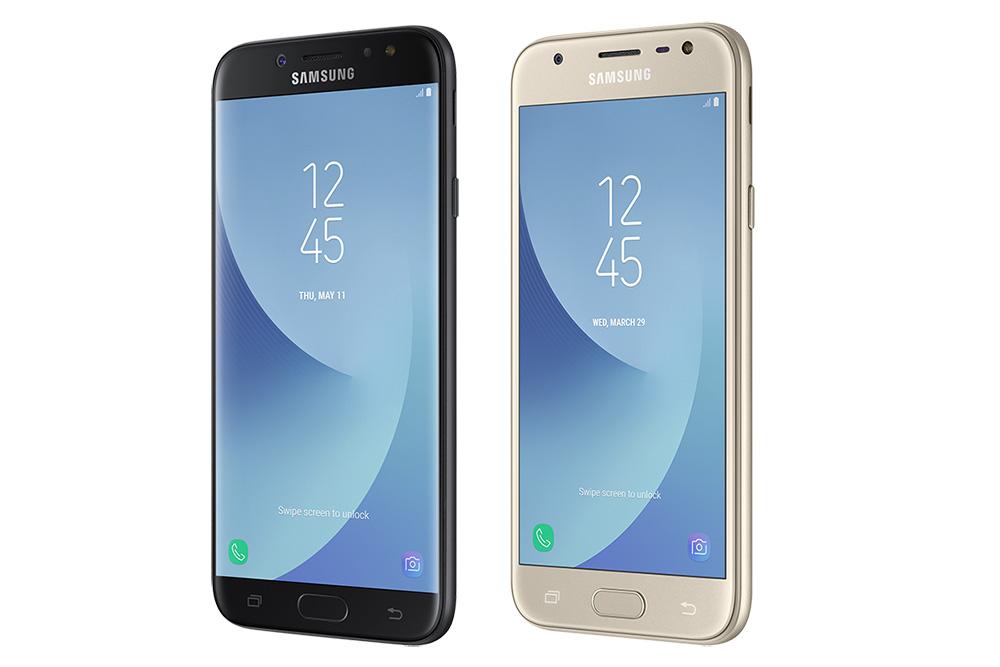 Samsung J3 Pro and Samsung J7 Pro