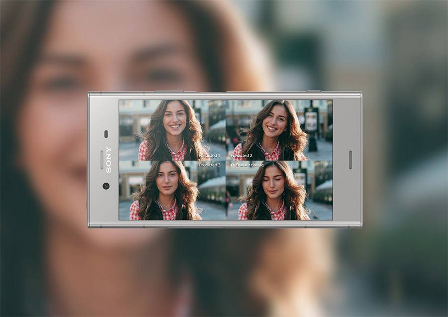 Sony Xperia XZ1 Motion Eye Camera