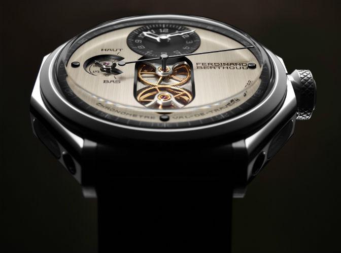 Chronométre Ferdinand Berthoud 1.3 close up