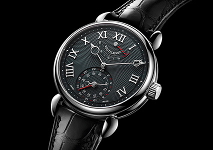 Manufacture watch example