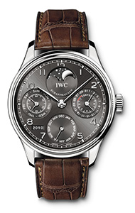 Perpetual Calendar watch example