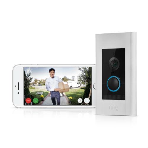 Ring Doorbell Elite Demonstration