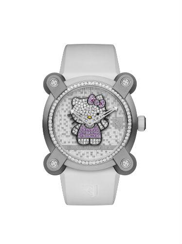 Romain Jerome X Hello Kitty - Full Sparkle