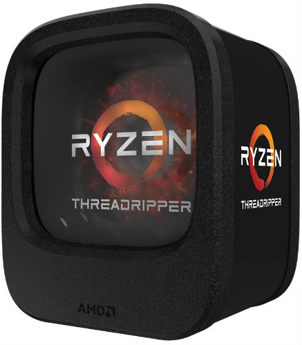 AMD Ryzen Threadripper 1950X in box