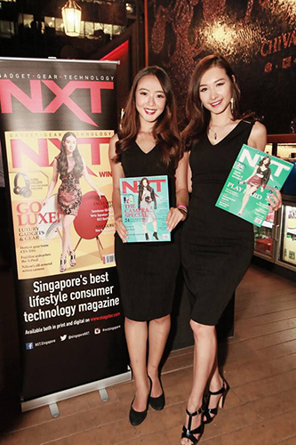NXT Cover girls