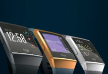 Fitbit ionic lineup of watches