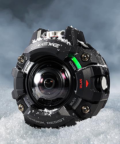 Casio GZE-1 Camera