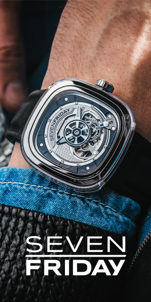 Sevenfriday Ad