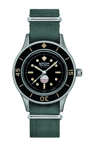 Blancpain Fifty Fathoms 1957 MIL-SPEC 1