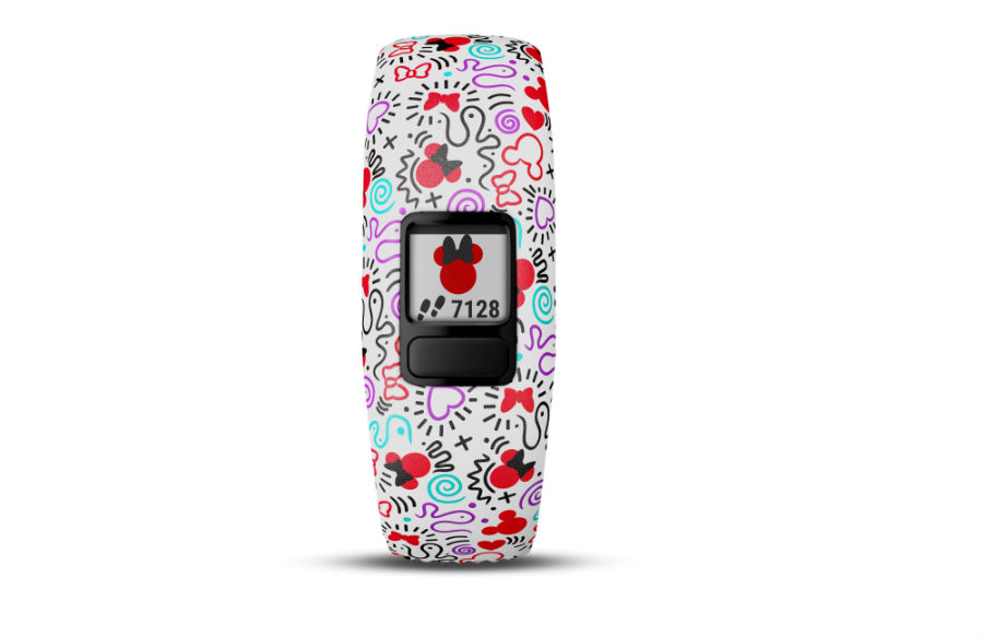 vivofit jr. 2 minnie mouse