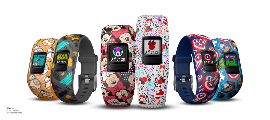 vivofit jr. 2 family