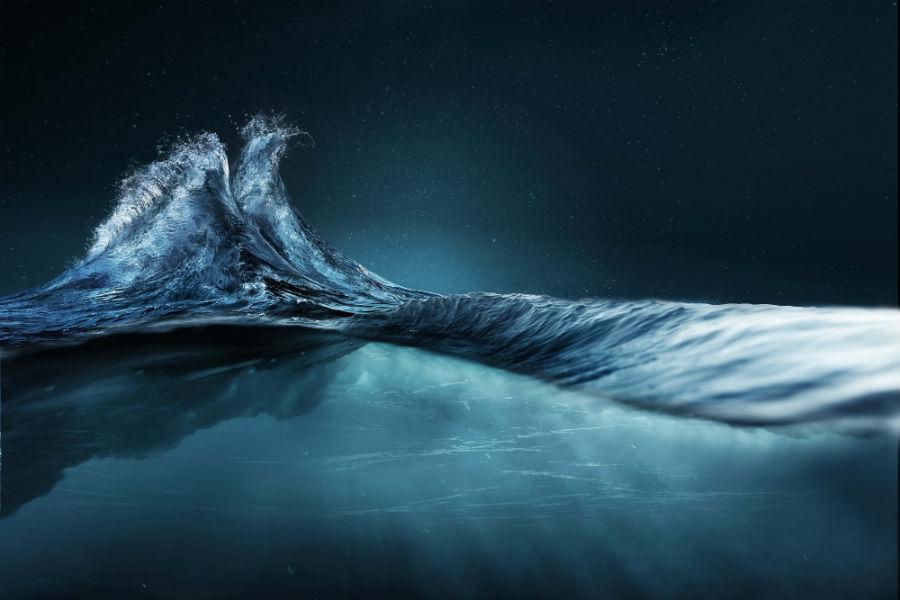 Ulysse Nardin wave image