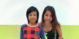 Vanessa with Yuma Soeriento