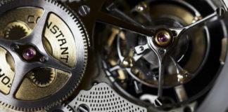 Closeup of design of Chronometre FB-1R.6-1