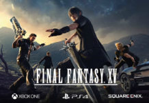 Final Fantasy XV Royal edition cover