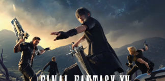 Final Fantasy XV Royal edition cover
