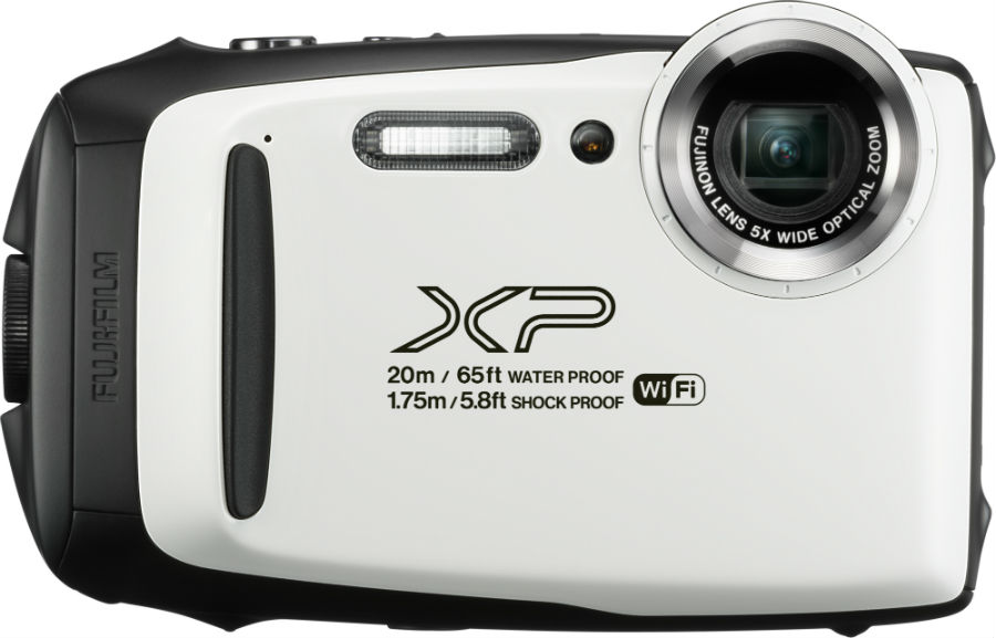 Fujifilm FinePix XP130 in white