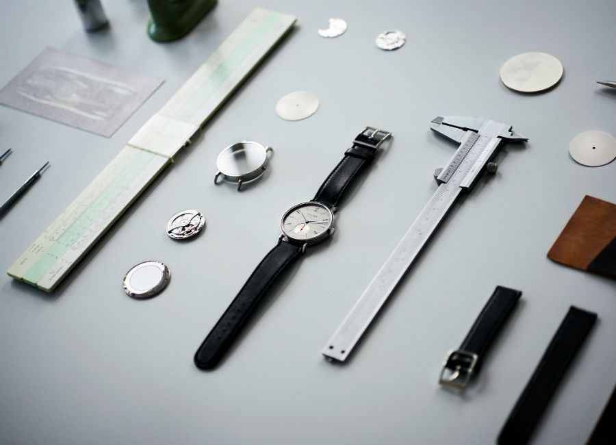 NOMOS hand crafted tools