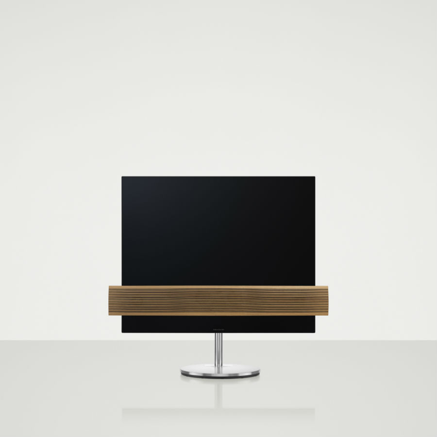 BeoVision Eclipse with floor stand