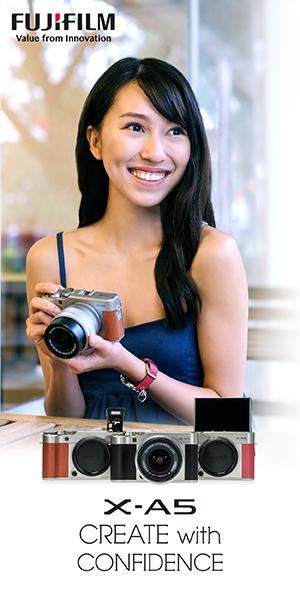 Fujifilm X-A5 Ad