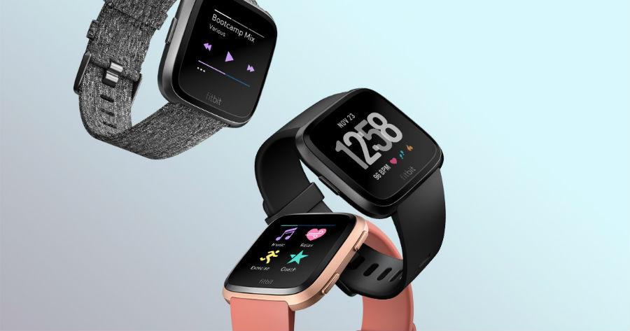 Fitbit Versa family
