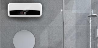 Ariston Andris Slim 30 in bathroom