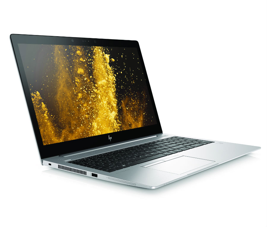 HP EliteBook 850 G5 from front right