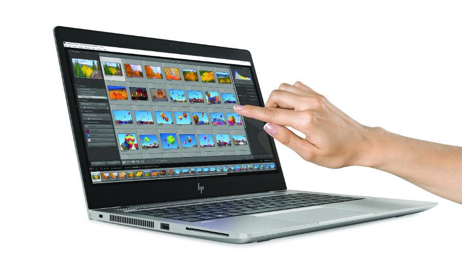 HP ZBook 14U Touch