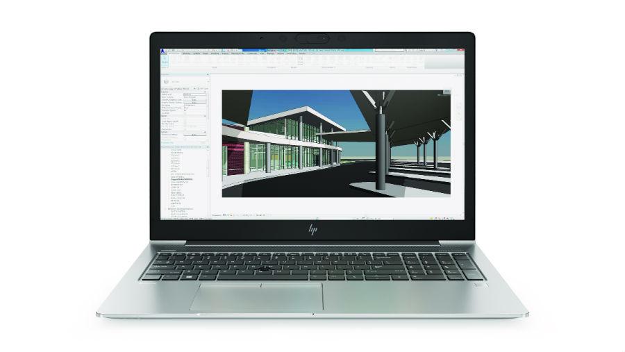HP ZBook 15u Mobile Workstation