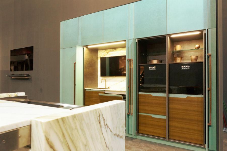 LG Signature Kitchen Suite oven