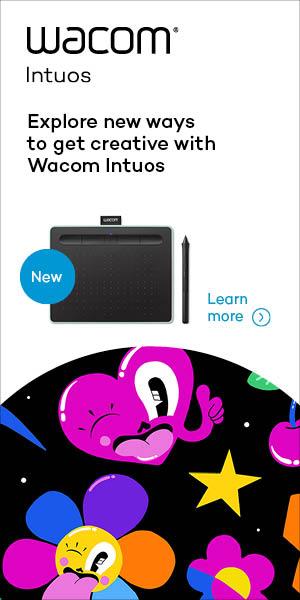 Wacom Intuos Ad