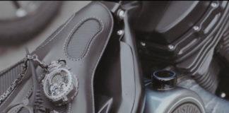 Bomberg Bolt-68 skull rider automatic