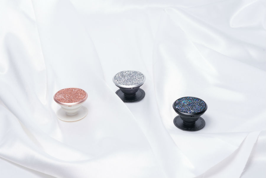 PopSocket Grip Crystals From Swarovski collection