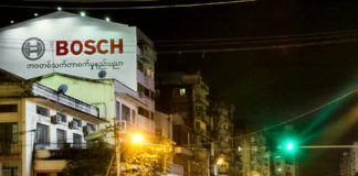 Bosch in Myanmar