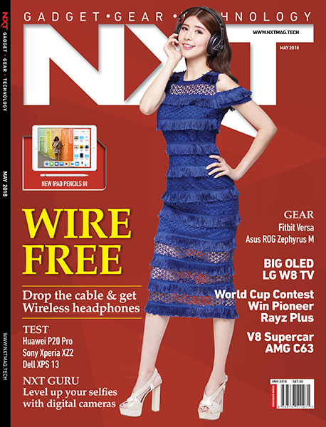 NXT May 2018 Cover