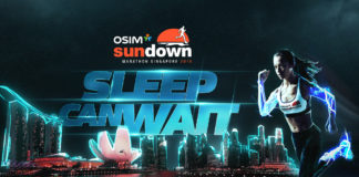 OSIM Sundown Marathon 2018 cover image