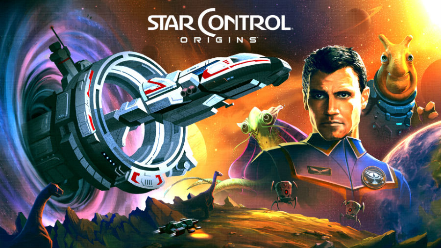 Star Control: Origins banner