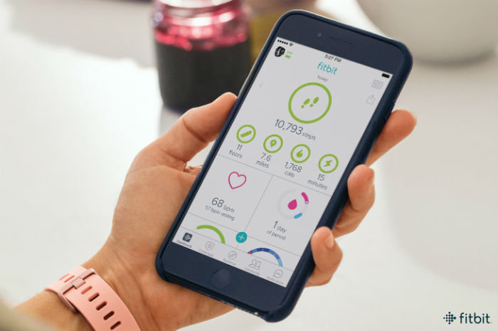 Fitbit Female Health Tracking app
