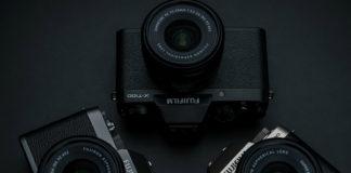 Fujiflim X-T100 series