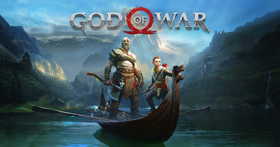 God of War splash image