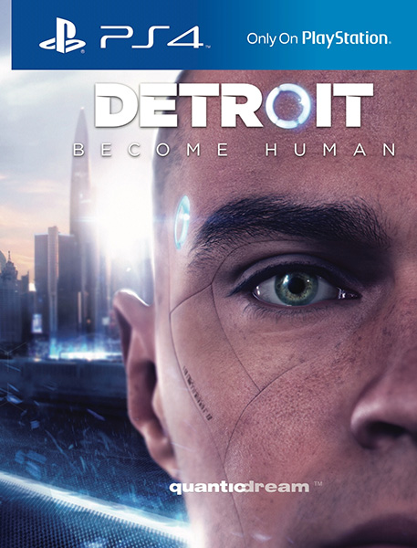 NXT June 2018 issue Detroit: Become Human