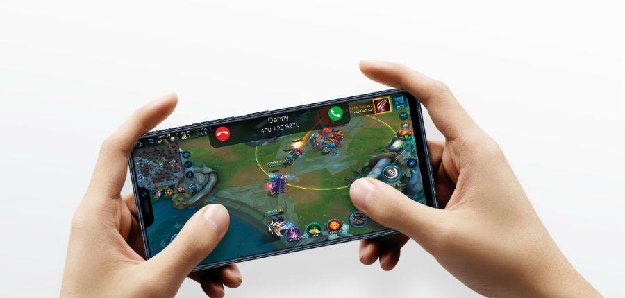 Vivo V9 game mode
