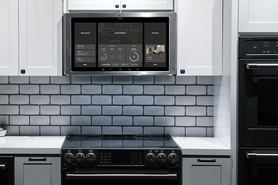 GE Appliances Kitchen Hub