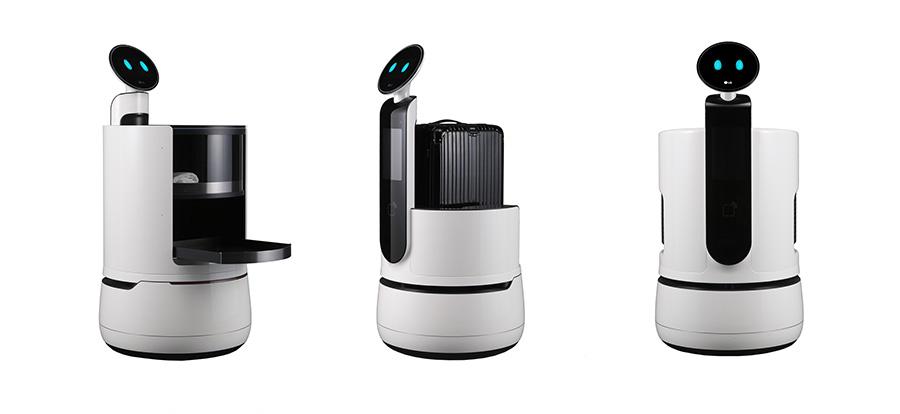 LG Robotics Concept