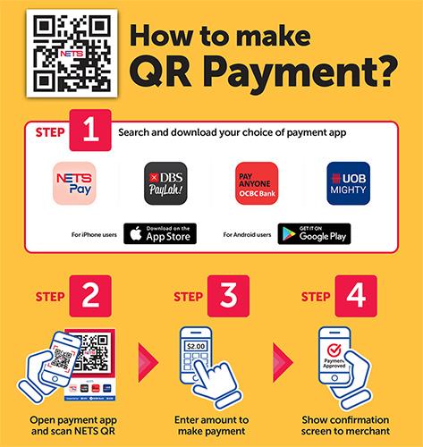 QR Payment Instructions