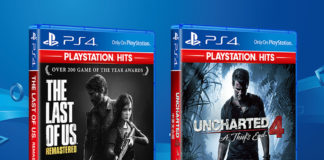 Two of the featured PS Hits Series